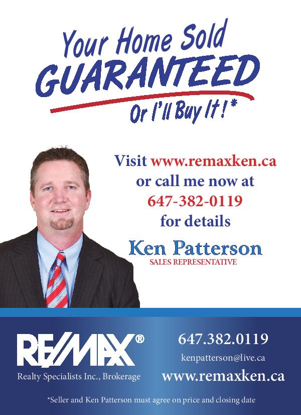 Ken Patterson Re/max
