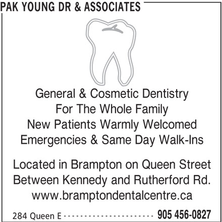 Pak Young Dr and Associates