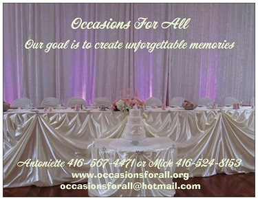 OCCASIONS FOR ALL