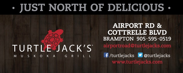 Turtle Jacks - Brampton