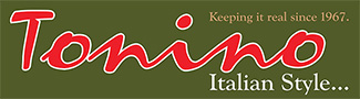Tonino's Pizzaria & Panini