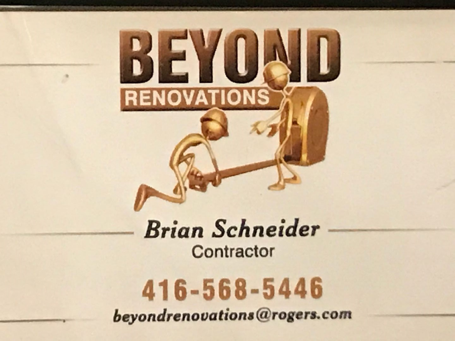 Beyond Renovations